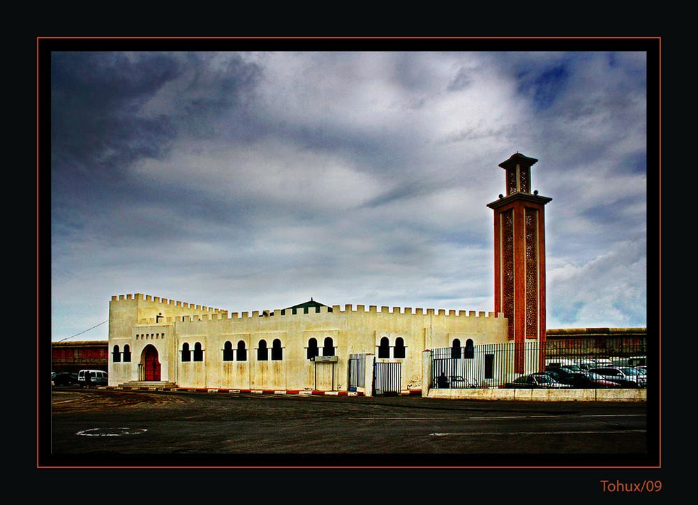 Mezquita en Tanger 2