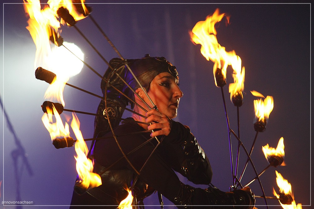 MFVF 7 - Fire Dancer