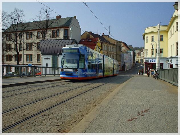 MGT6D der Brandenburger Verkehrsbetriebe