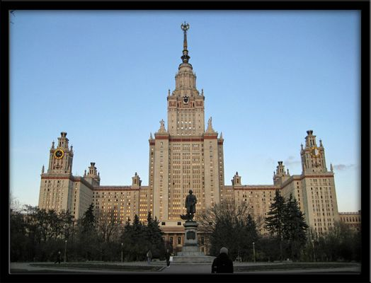 MGU Moskau