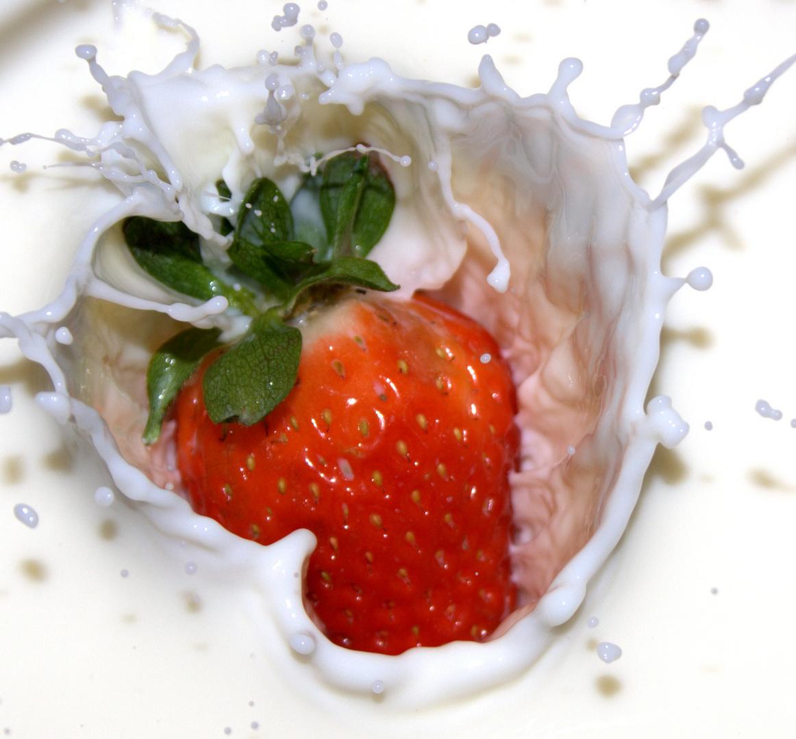mhh Erdbeere