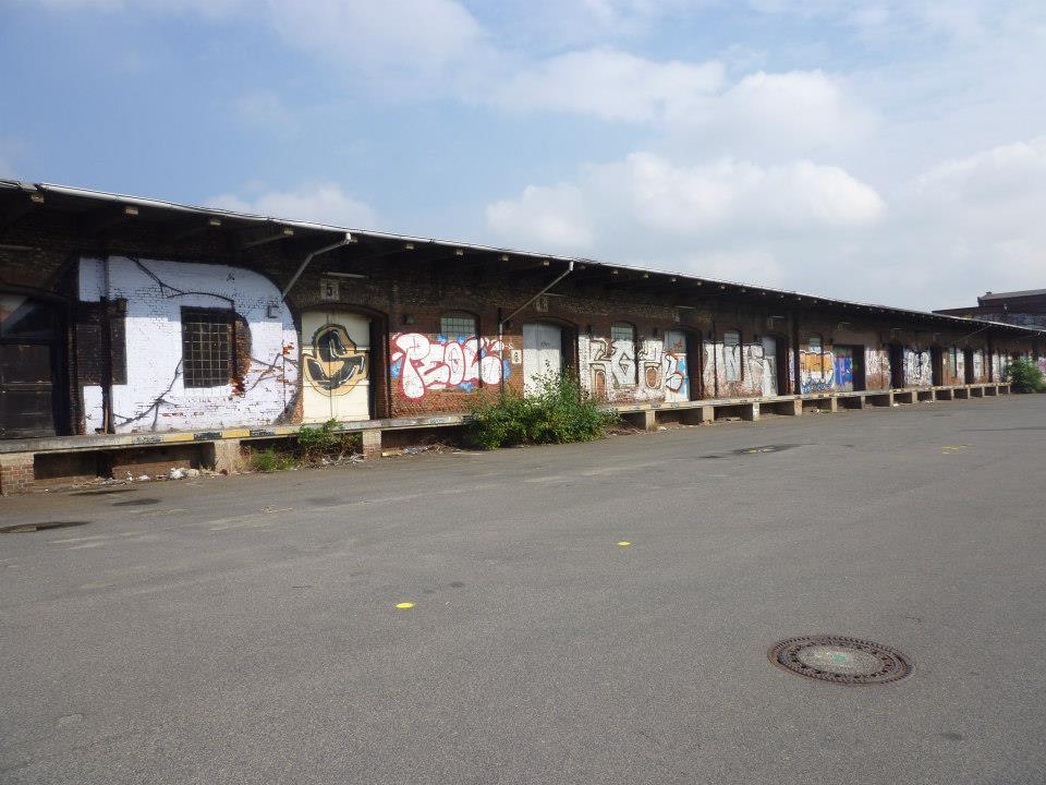 MHMK - Oberhafen - Artistwall