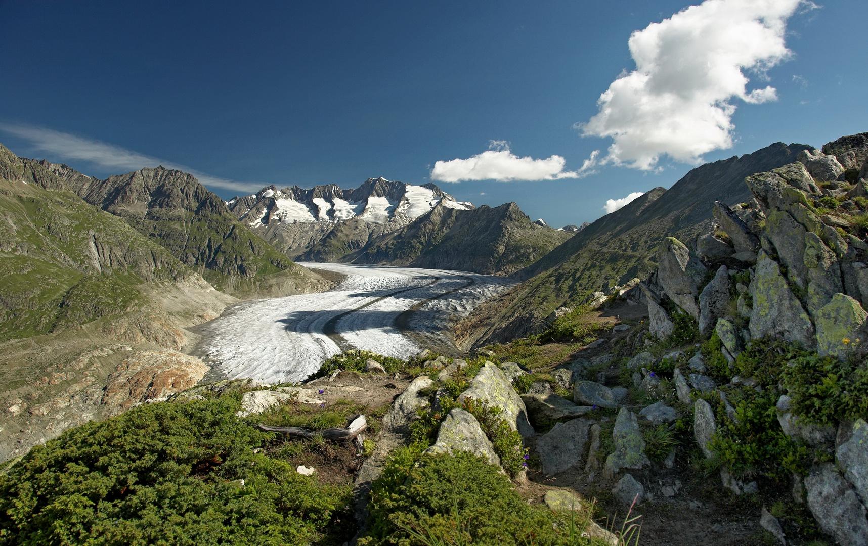 Mhytos Gletscher