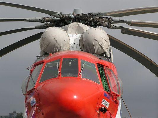 MI-26 einfach der Größte
