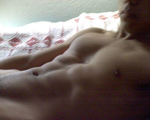 mi abdomen. te gusta?