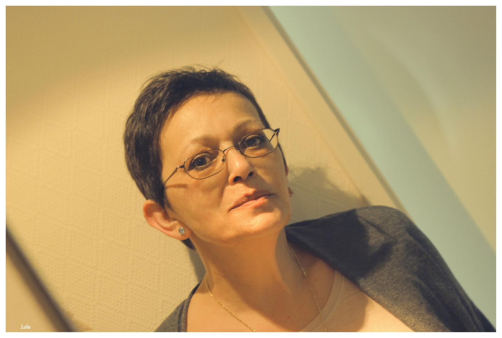 ...mi amiga Teresa...