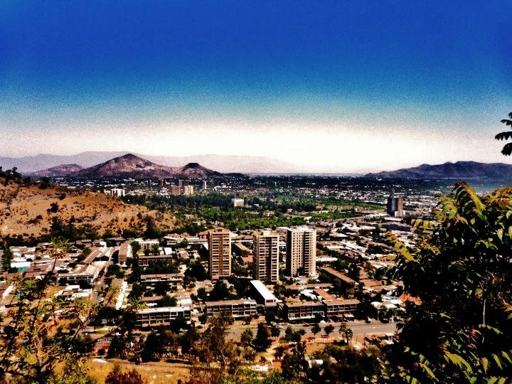 Mi ciudad, mi vida.