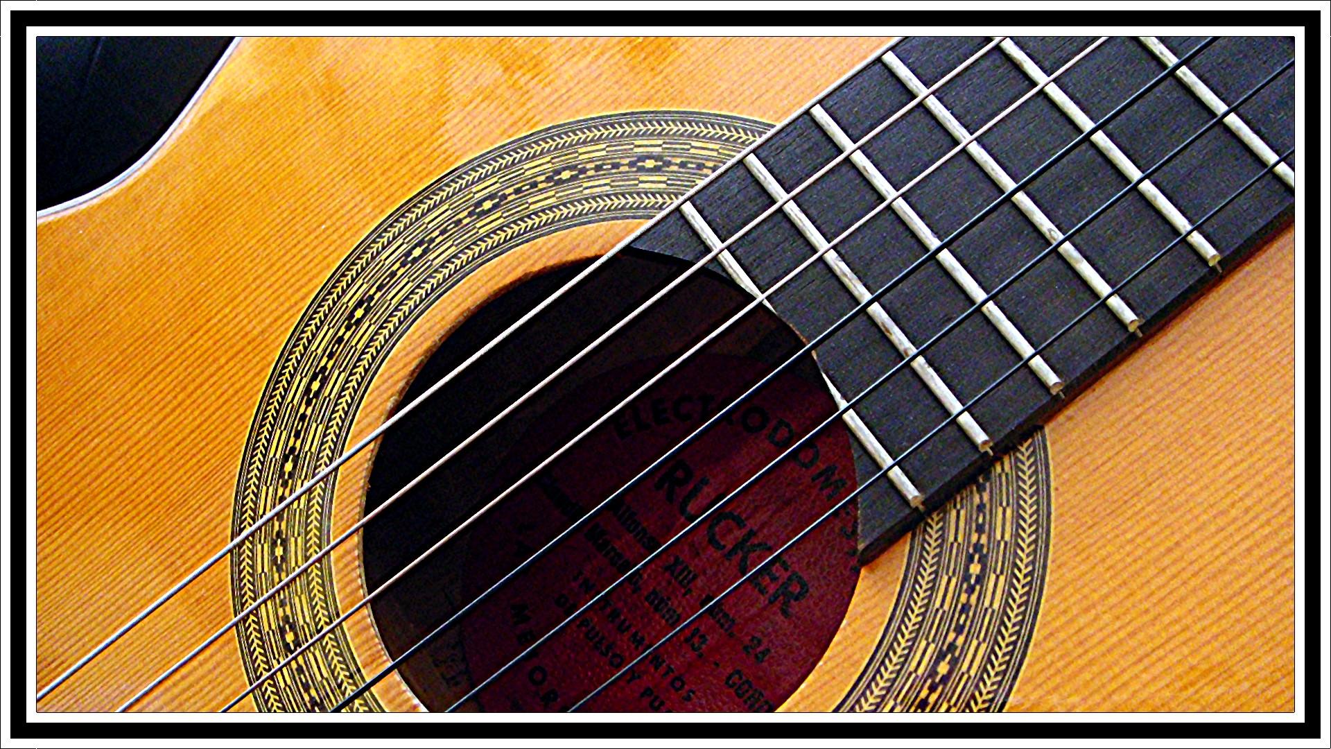 Mi guitarra cordobesa
