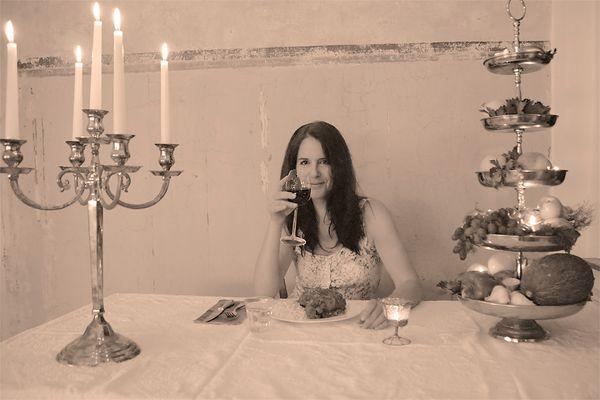"""Mi"" - I - candel light shooting"