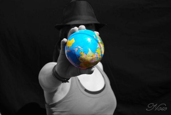 Mi paraíso, la Tierra...