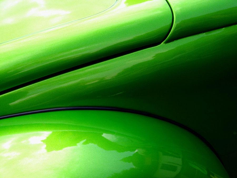 mi piace il verde