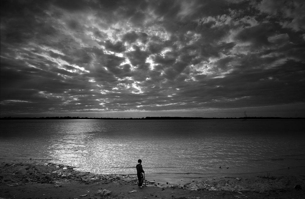 Mi río Paraná ( Para Ramón , mi compañero )