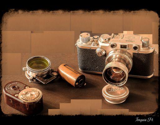 Mi vieja Leica