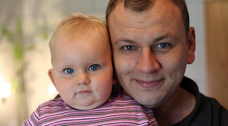 Mia & Papa