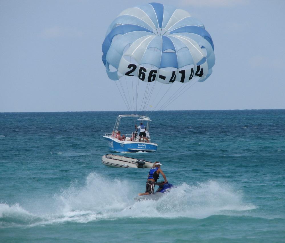 Miami Beach action