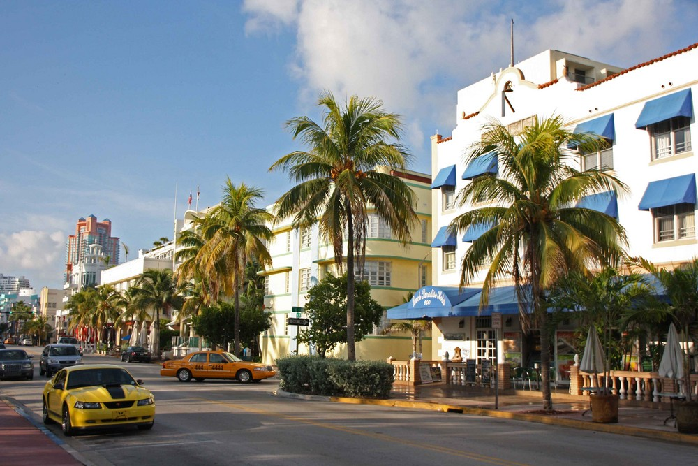 Miami Beach/ Art Deco District II