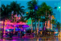 Miami Beach -  Ocean Drive