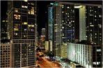 Miami Downtown Night III