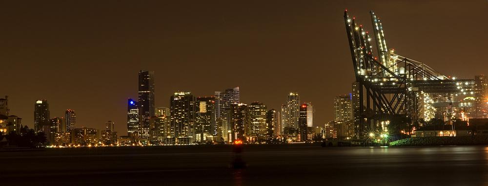 MIAMI Hafen & Downtown