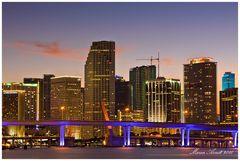Miami ist bunt