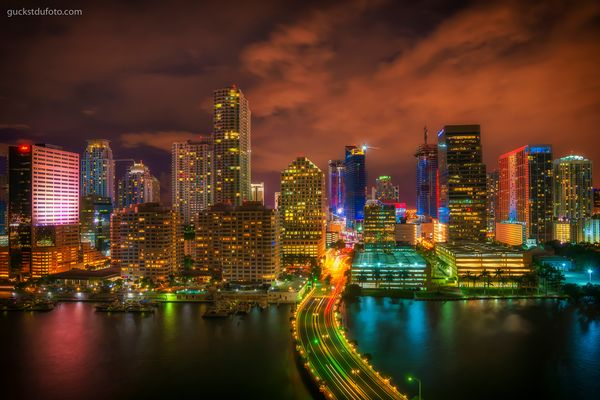 Miami@Night