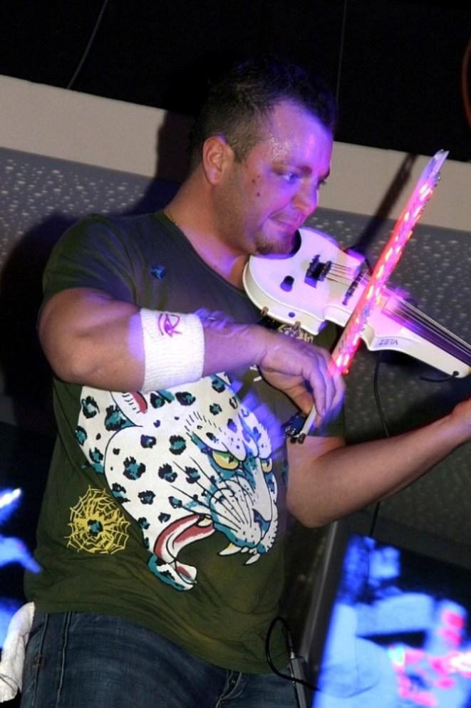 Mica The Violin Men 1