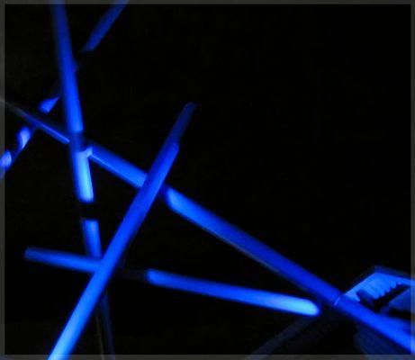 micado bleue