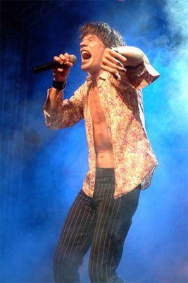 Mich Jagger j.