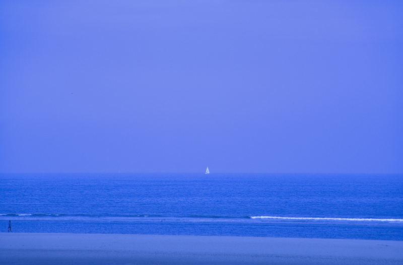 ...mich trägt die sehnsucht fort in die blaue ferne...