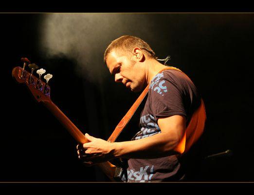 Michael Chylewski am Sina-Konzert