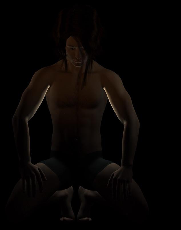 Michael - Lumiere du corps