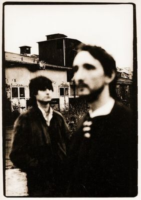 Michael & Nils - 1992