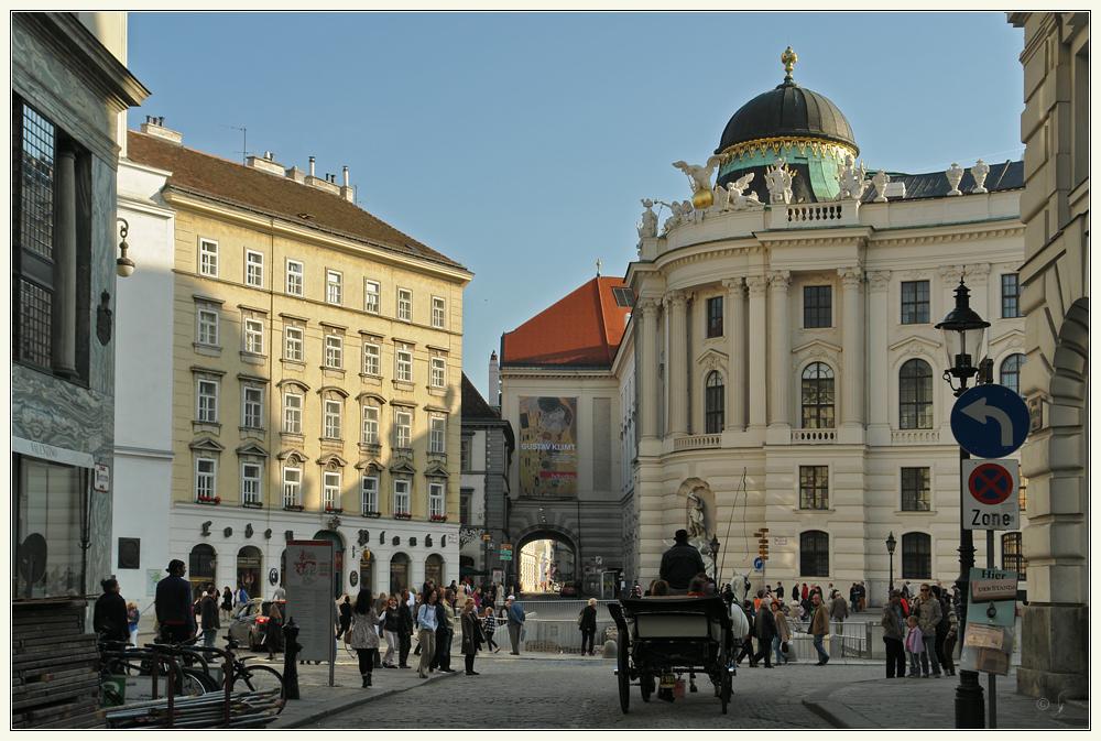 Michaelerplatz....