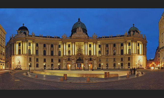 Michaelertor - Hofburg