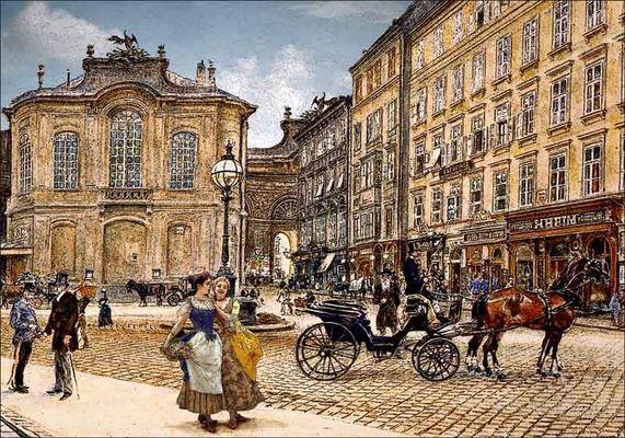 Michaelertor in Wien