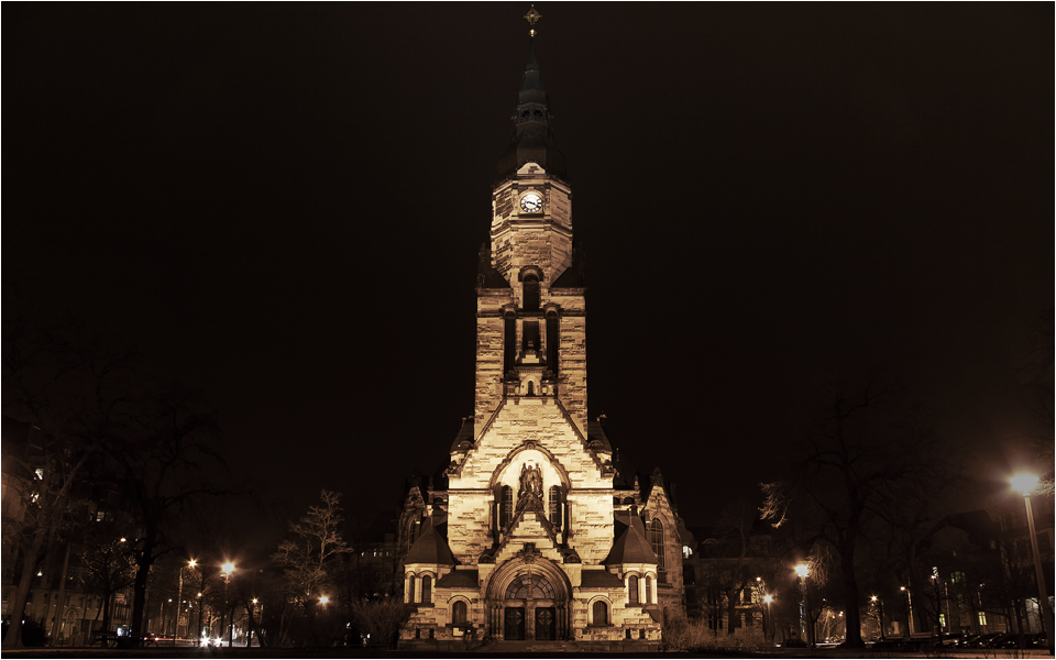Michaeliskirche Leipzig
