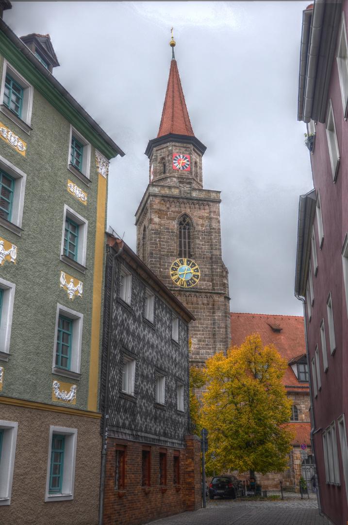 Michaeliskirche nach der Kirchweih 2013