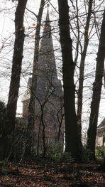 Michaeliskirche ... optische Täuschung ...