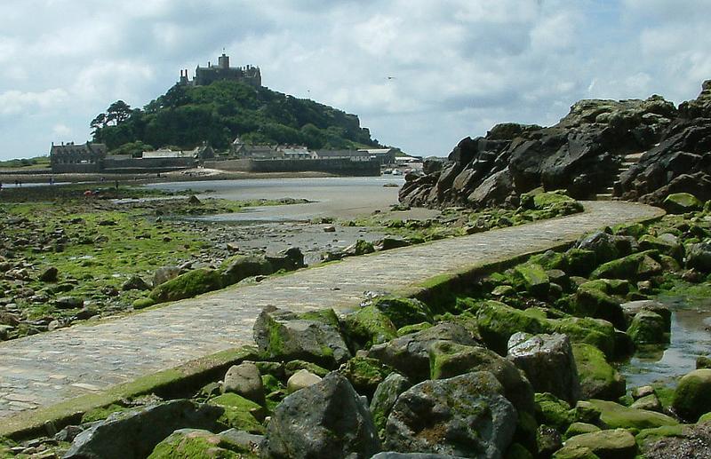 Michaels Mount- Cornwall
