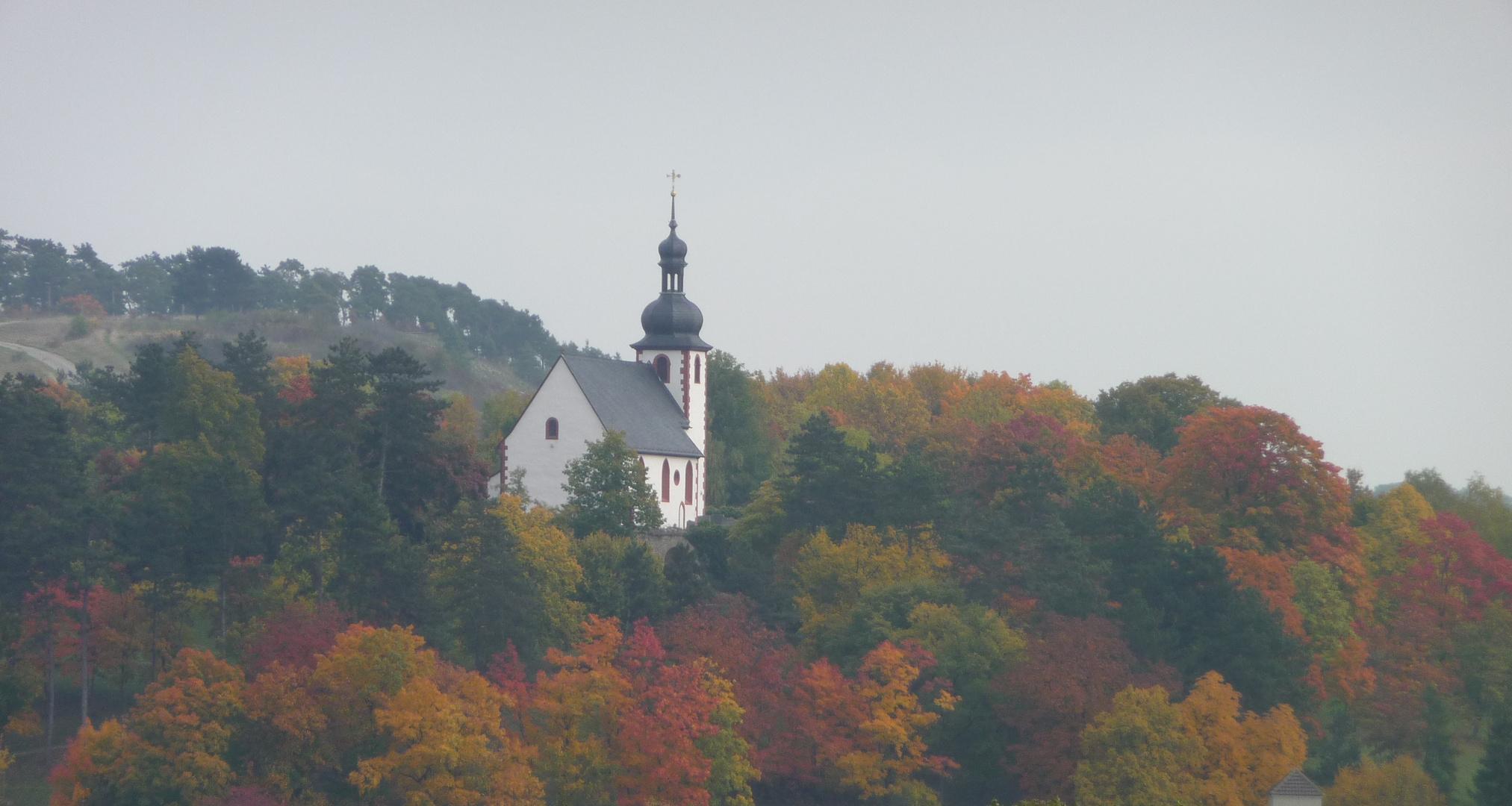 Michaelskapelle in Heustreu