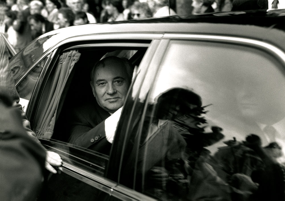 Michail Gorbatschow (Mainz, 11. September 1994)