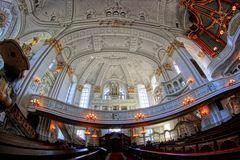 Michel - kleine West-Orgel
