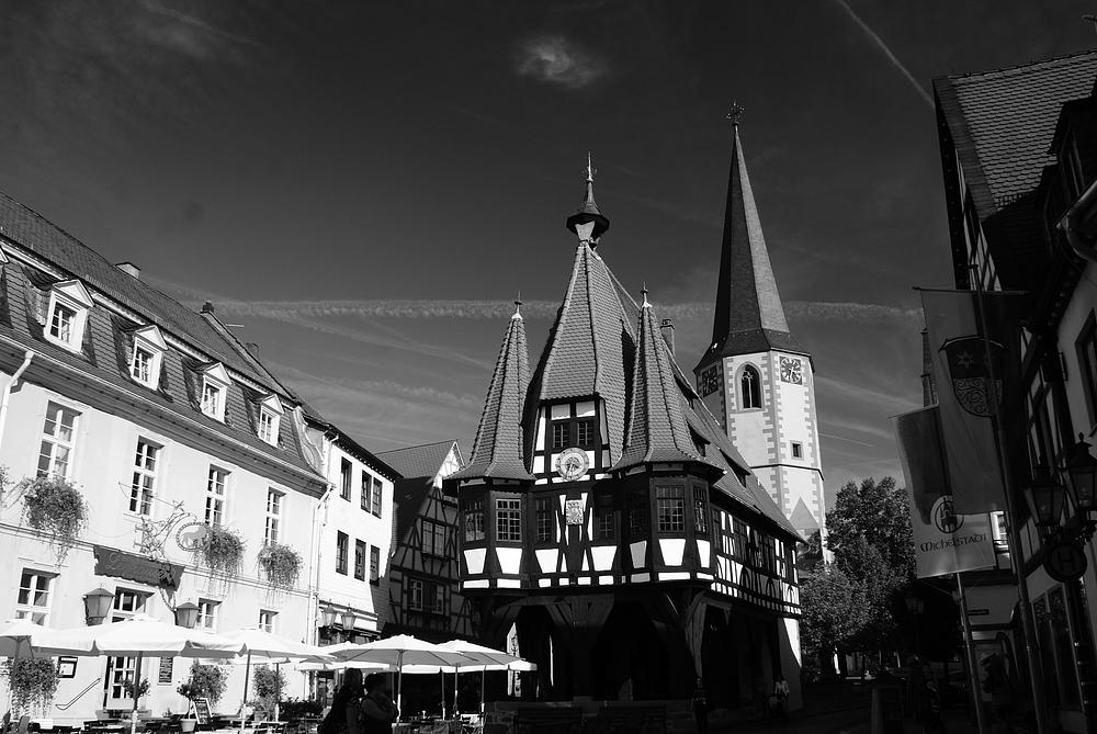 Michelstadt...Black&White