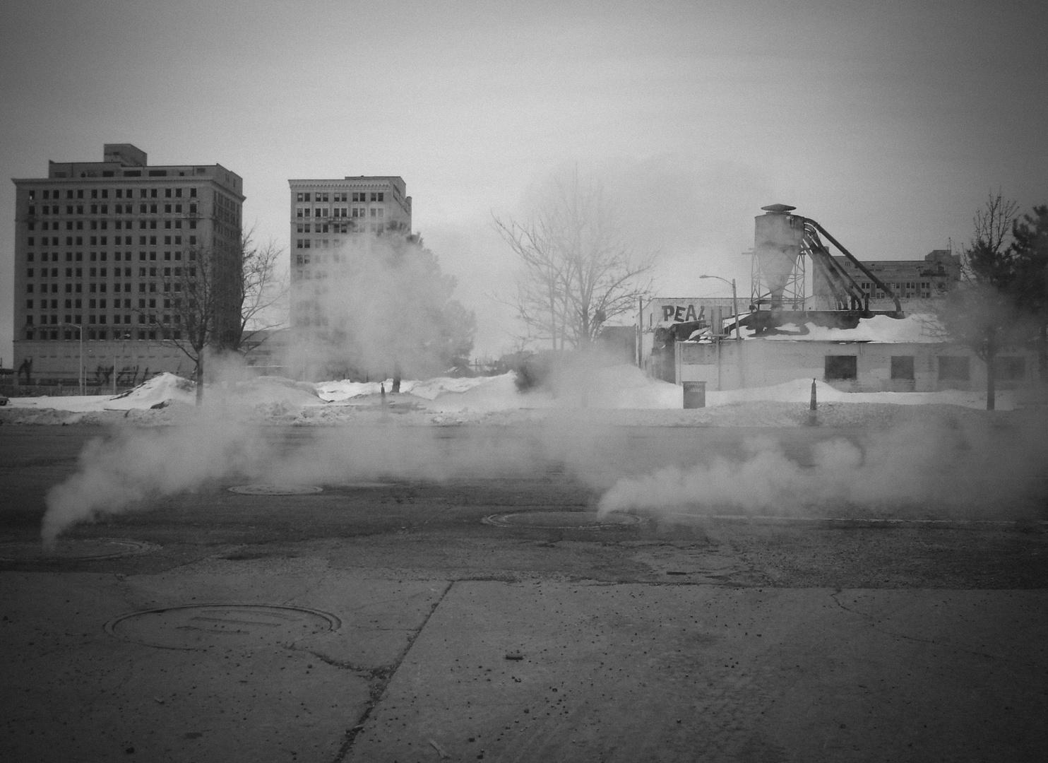 Michigan Avenue, Detroit