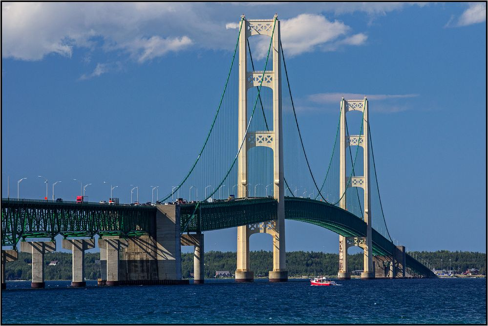 Michigan | Mighty Mac |