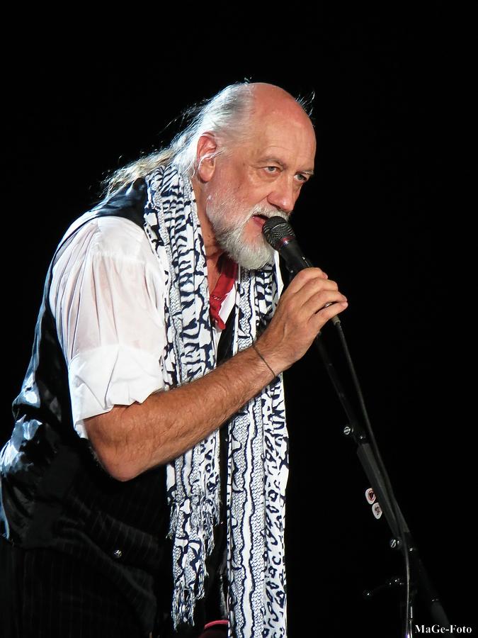 Mick Fleetwood - The Mac is back