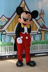 ...Micky im Disneyland Paris....Ostern 2011