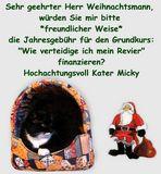 Mickys Wunschzettel
