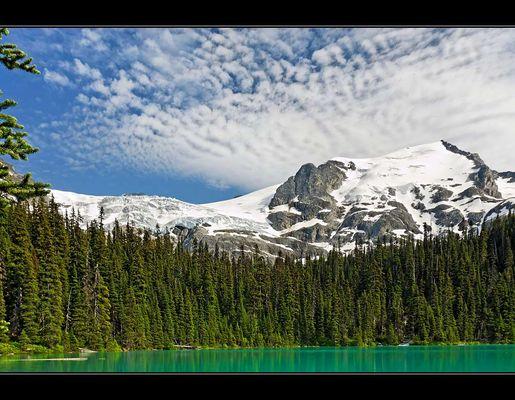 middle joffre lake ...