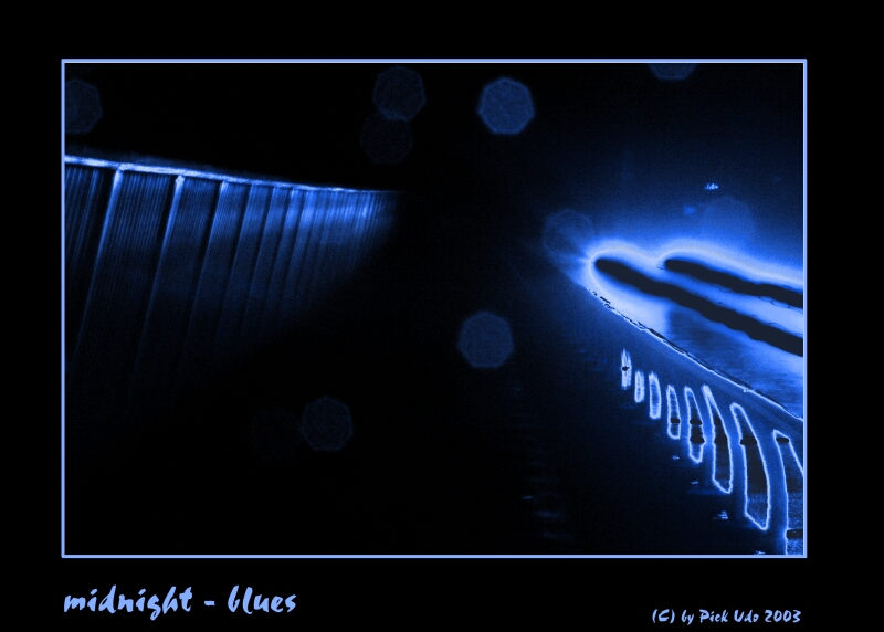 midnight - blues